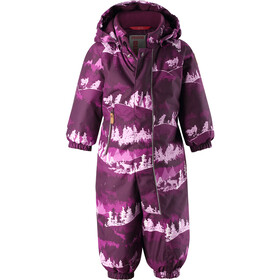 Reima Puhuri Winter Overall Peuters, deep purple